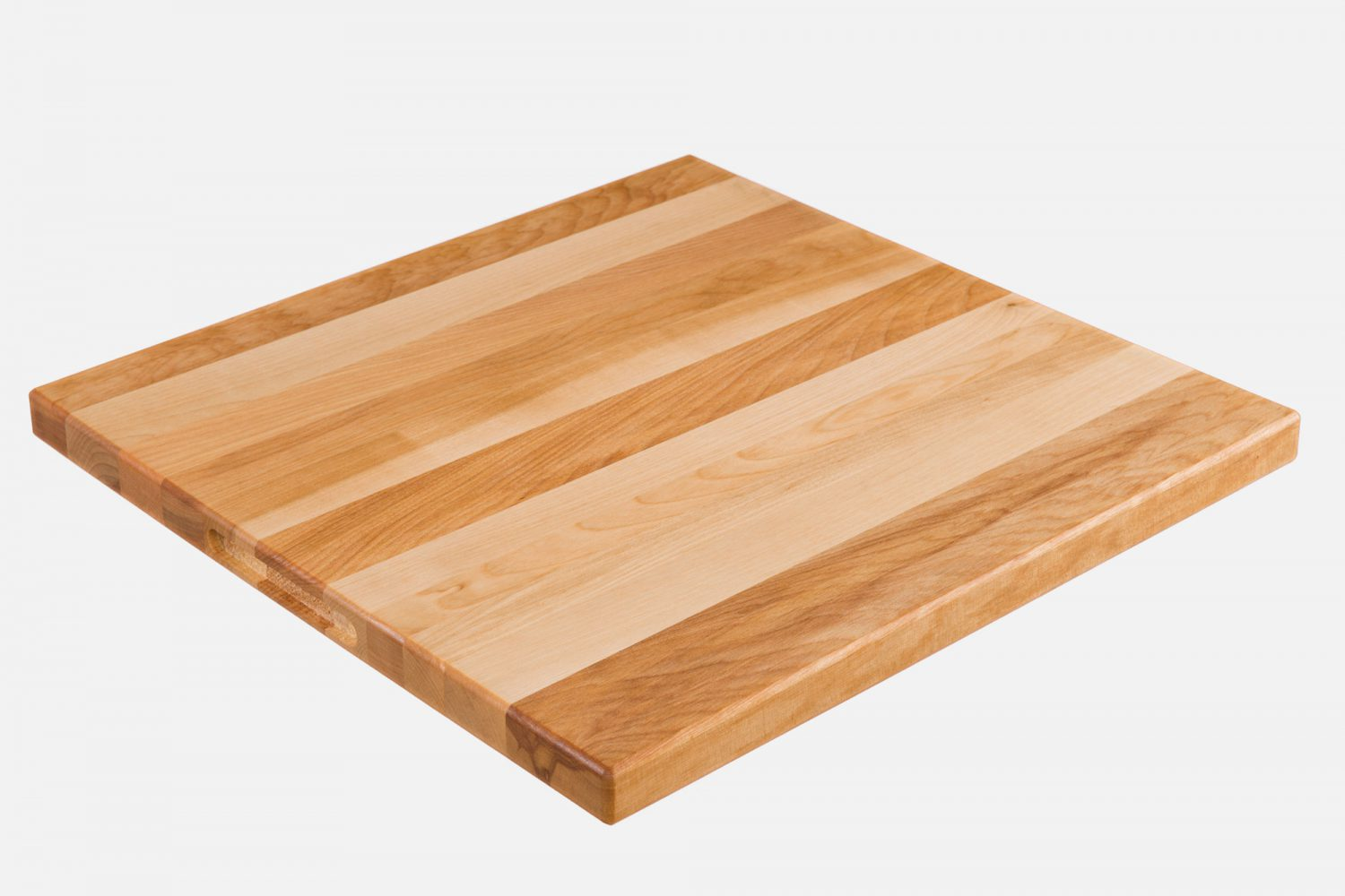 Butcher block with end grain